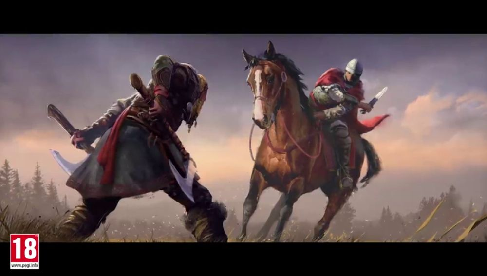 Assassin's creed valhalla,