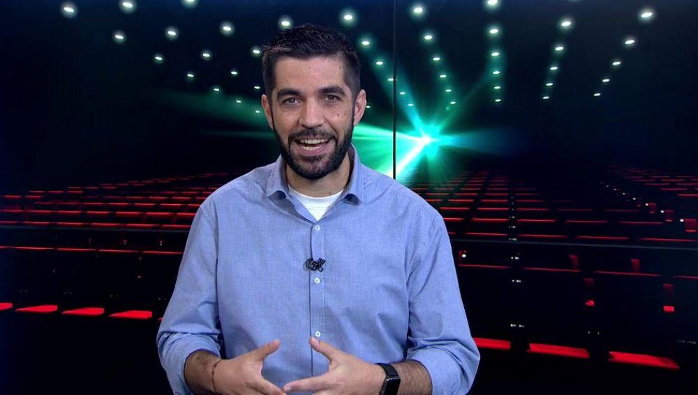 Gonzalo del Prado explica los estrenos de esta semana