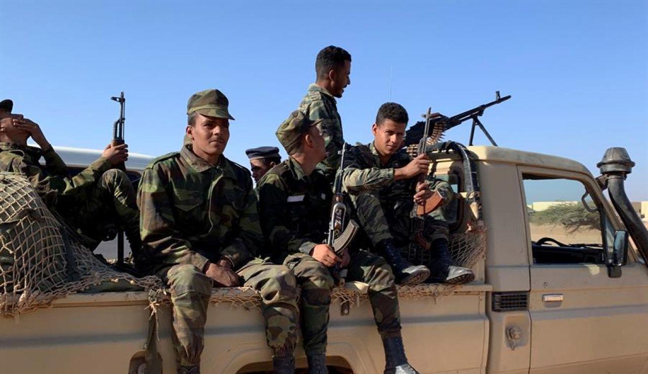 El Frente Polisario considera roto el alto el fuego con Marruecos y declara el estado de guerra