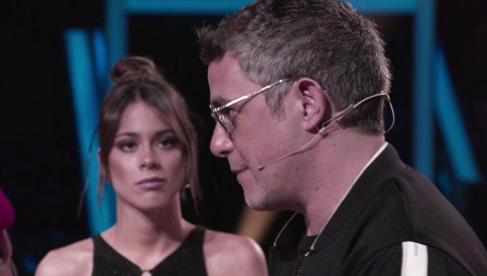 """""""Está horrible"""": Un preocupado Alejandro Sanz se sincera con Haizea Gómez y Marta Santos en los ensayos de 'La Voz'"""