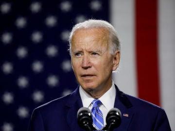 El presidente de los EEUU, Joe Biden