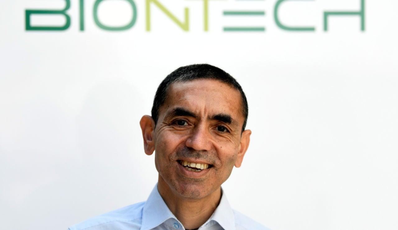 Ugur Sahin, director ejecutivo de BioNTech
