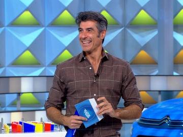 Jorge Fernández desvela una gran pista sobre el panel final en 'La ruleta de la suerte'