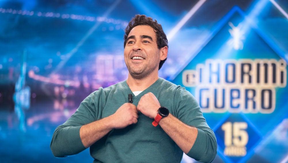 Disfruta de la entrevista completa a Pablo Chiapella en 'El Hormiguero 3.0'