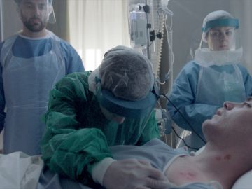 Se acerca el final de 'La Valla': Iván, el hijo de Alma, infectado de Noravirus