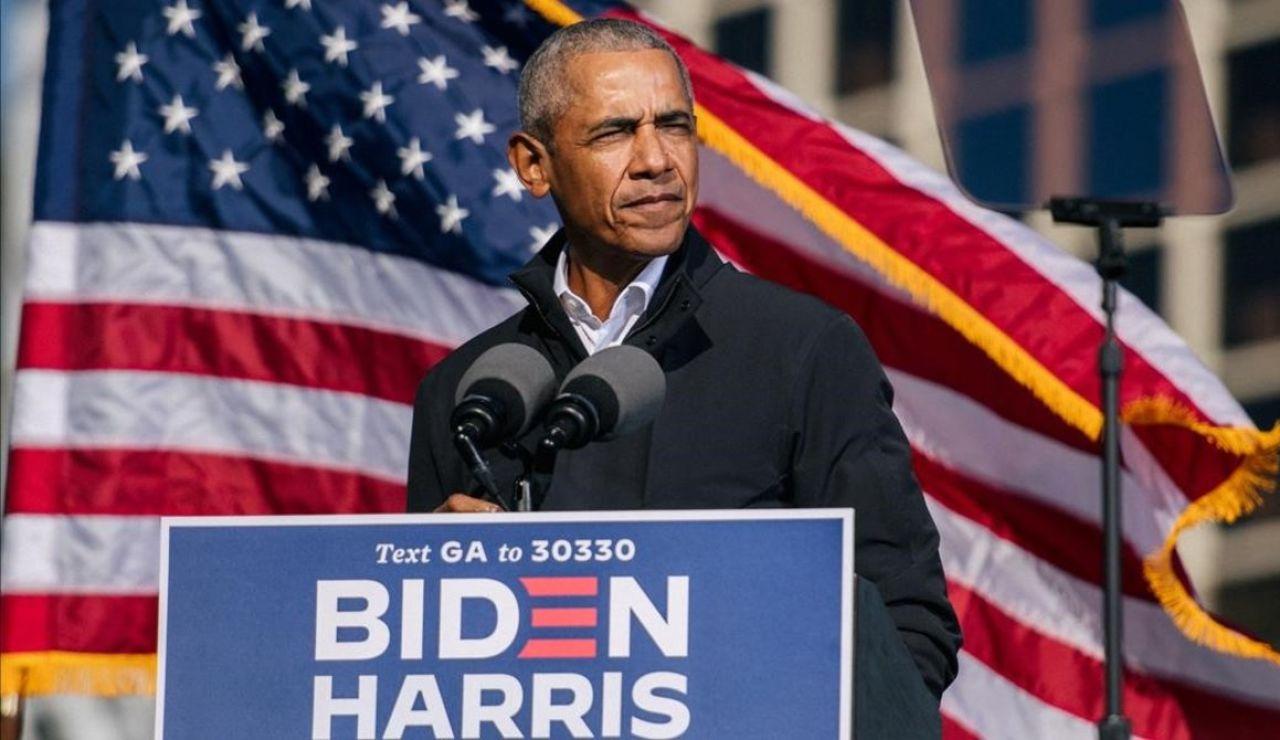 Barack Obama descarta un hipotético cargo en el Gobierno de Biden