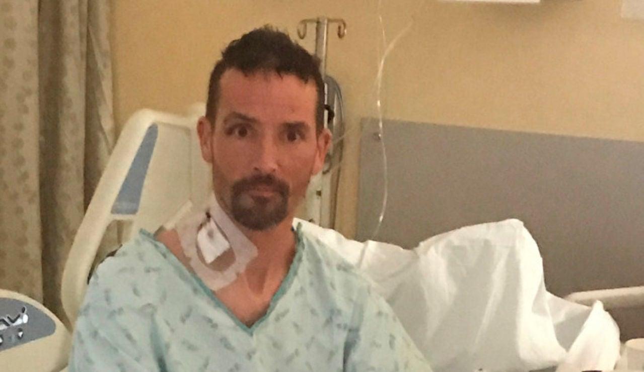 """Michael Knapinski, el excursionista que 'volvió de entre los muertos': """"Su corazón no latió durante 45 minutos"""""""