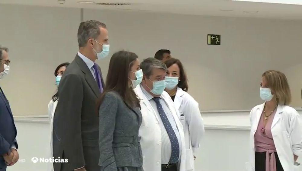 Los Reyes inauguran hoy el nuevo hospital Universitario de Toledo objeto de tensiones políticas