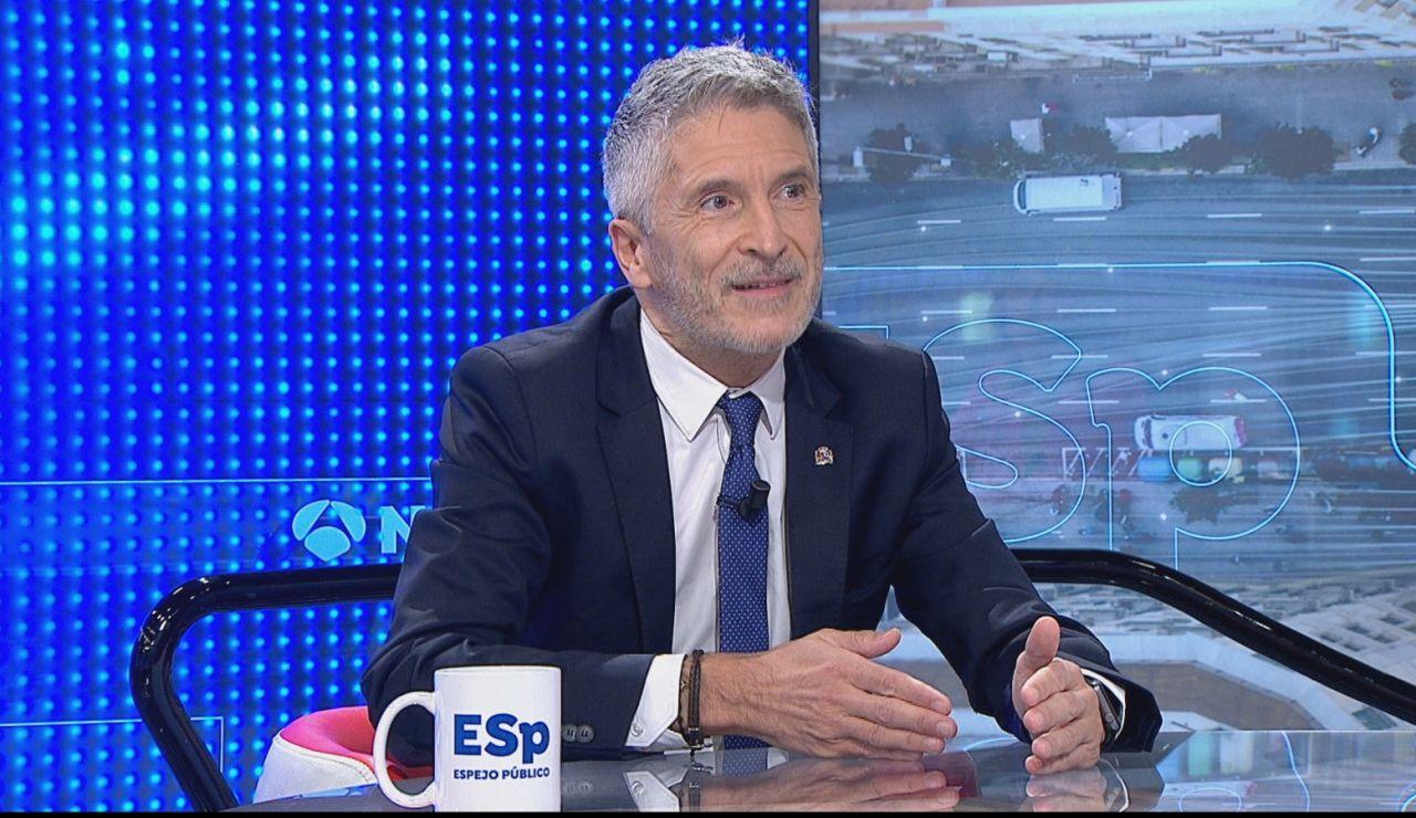 """Marlaska niega """"canje"""" de apoyo de Bildu por acercamiento de presos de ETA"""