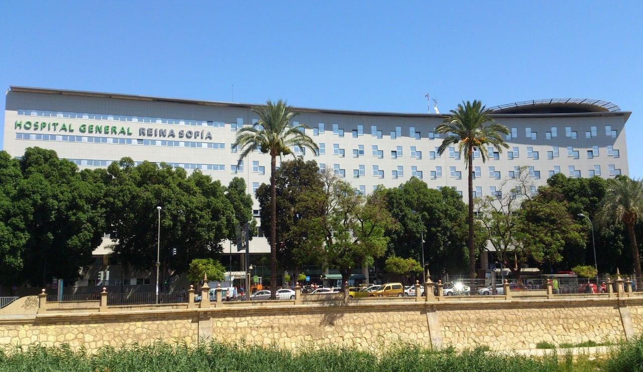 Hospital Reina Sofía en Murcia