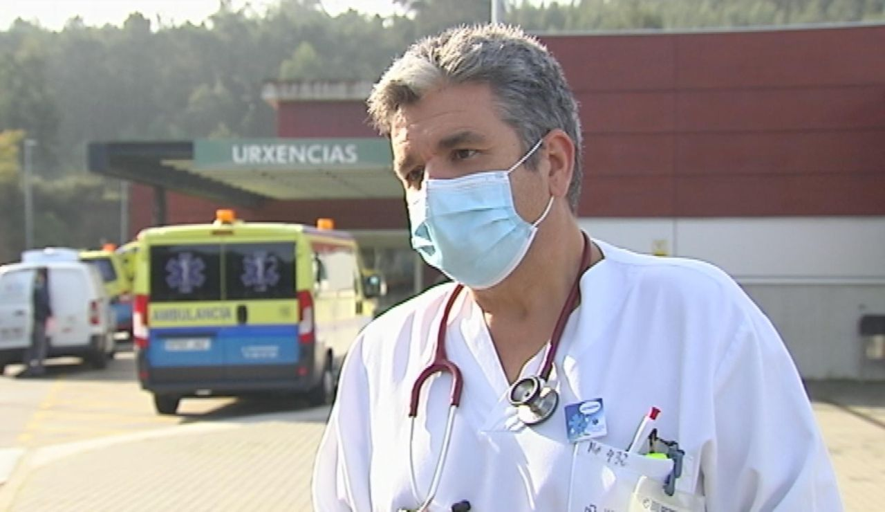 Doctor Tato Vázquez Lima, presidente de SEMES