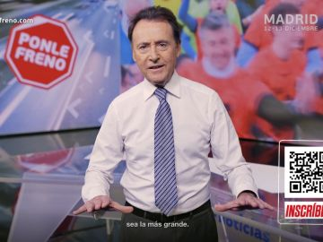 Matías Prats, presentador de Antena 3 Noticias