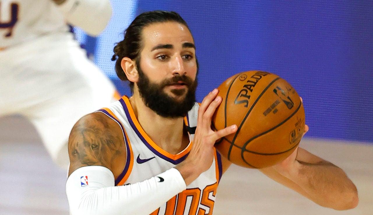 """Ricky Rubio, tras conocer su traspaso a Oklahoma City Thunder de la NBA: """"Vaya negocio"""""""