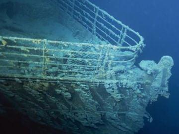 Las visitas turísticas submarinas al Titanic a 3.800 metros de profundidad arrancan en 2021