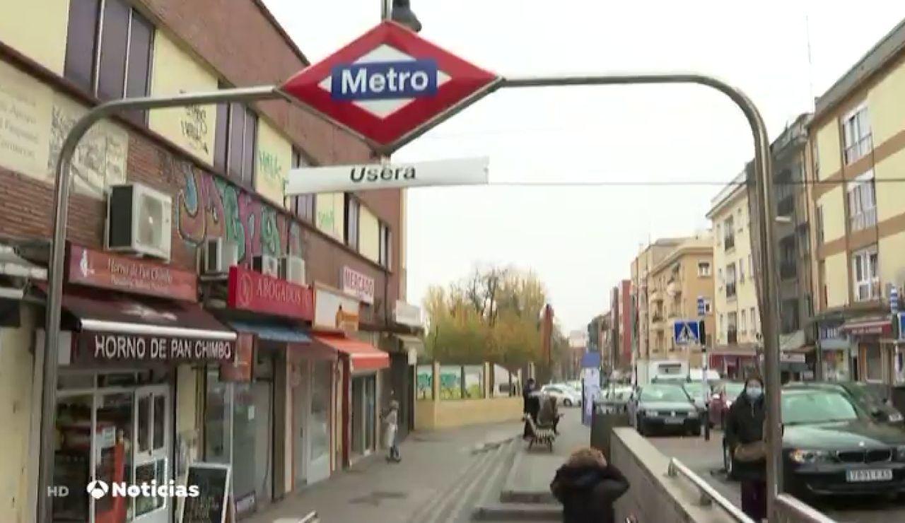El barrio de Usera en Madrid es conocido como 'La Corea española' por su buena evolución en coronavirus