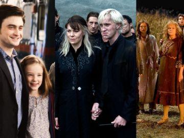 Familias de 'Harry Potter'