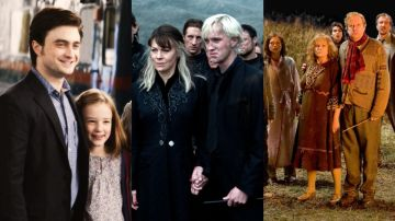 Familias de 'Harry Potter'