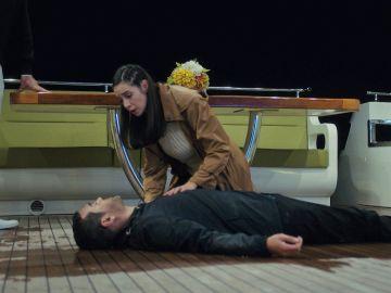 El recuerdo más íntimo y secreto de Piril: Así sobrevivió Sarp a su caída del barco
