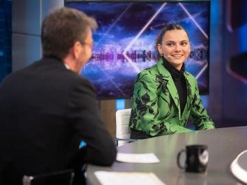 """La madura reflexión de Dafne Keen en 'El Hormiguero 3.0' sobre las redes sociales: """"Tienen un peligro"""""""