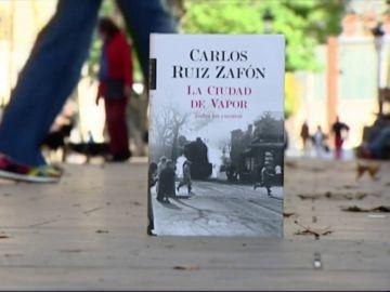 La ciudad de vapor, la obra póstuma de Carlos Ruiz Zafón