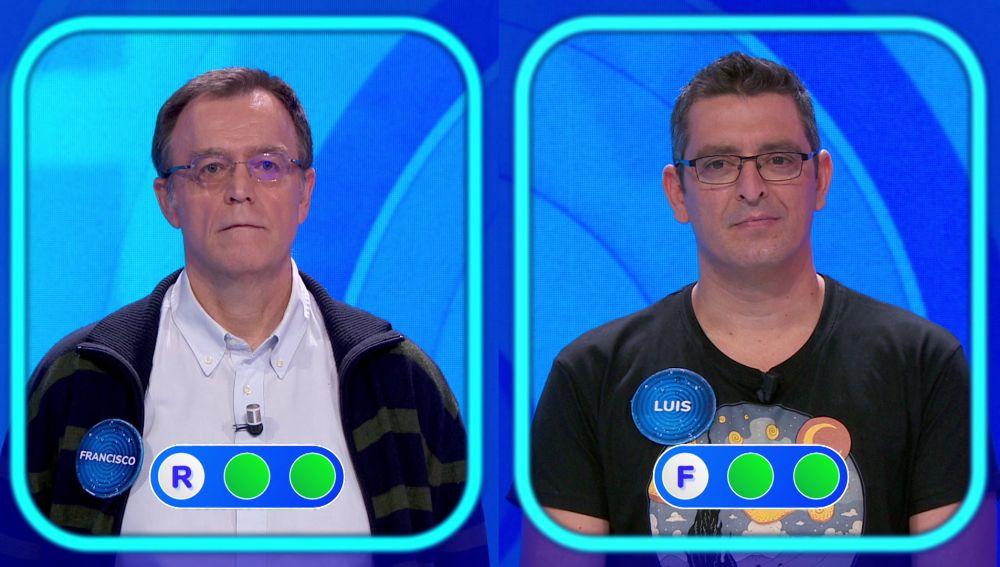 Luis y Francisco protagonizan un duelo de alto voltaje en la 'Silla Azul': ¿quién se unirá al equipo azul?