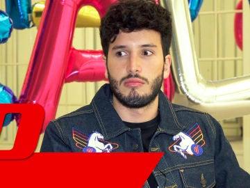 Sebastián Yatra se luce en el desafío del 'Abecedario Challenge' de 'La Voz'