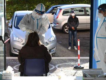 Italia registra el peor dato de fallecidos por coronavirus desde principios de abril