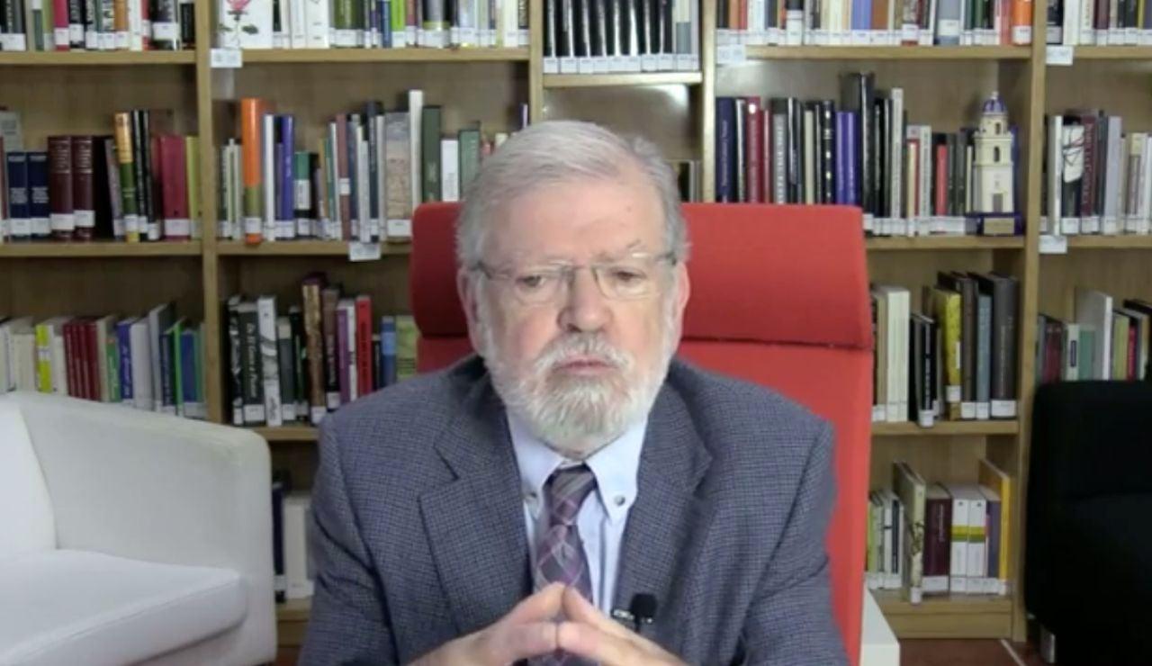 Rodríguez Ibarra en Espejo Público