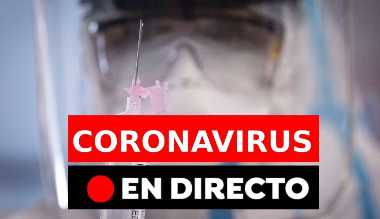 Coronavirus España: Última hora de la vacuna y los confinamientos, en directo