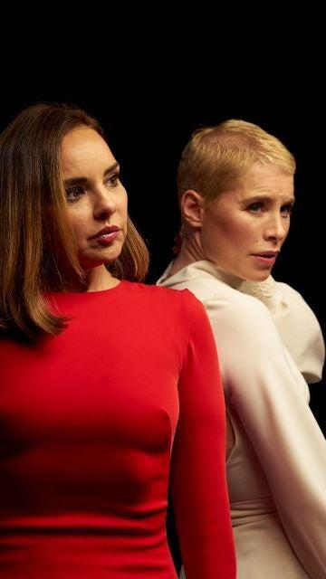 Soraya y Chenoa en 'Rompecabezas'
