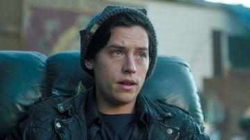 Cole Sprouse como Jughead en 'Riverdale'
