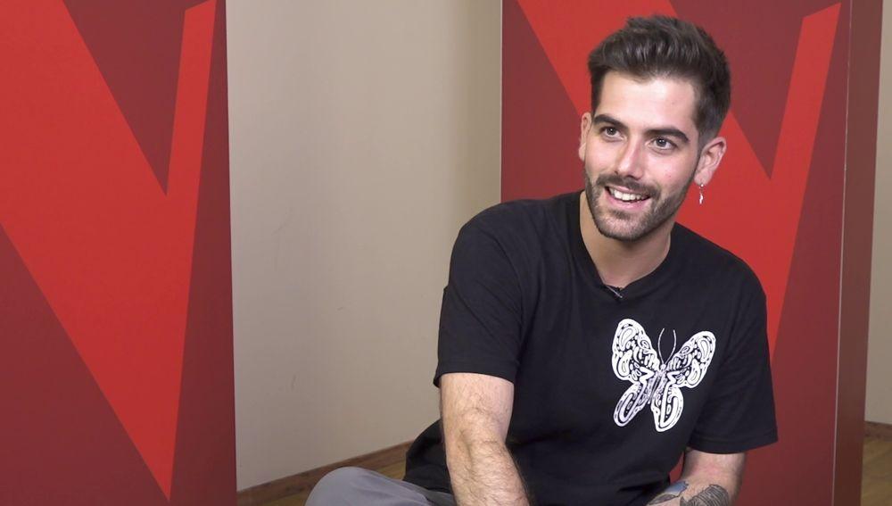 """Los talents confiesan sus retos en la recta final: """"El idioma, porque soy de Cádiz y canto un tema en catalán"""""""