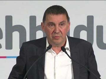La fiscalía propone que se vuelva a juzgar a Arnaldo Otegi por intentar reconstruir Batasuna