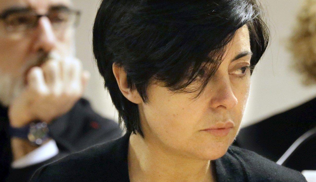 Fotografía de archivo de Rosario Porto, madre de Asunta Basterra