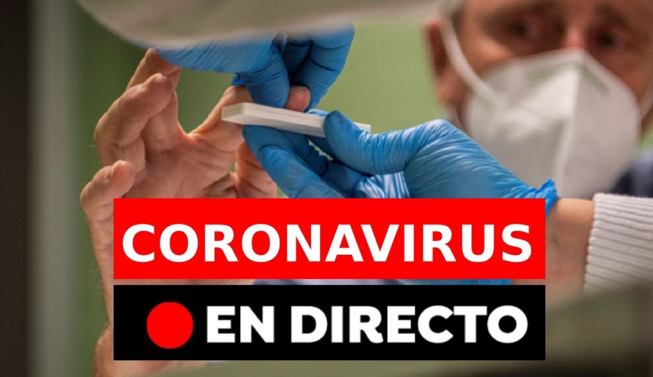 Coronavirus España: Vacuna Pfizer-Moderna, contagios y muertes en directo