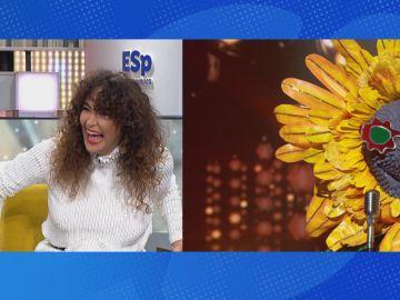 Cristina Rodríguez visita Espejo Público