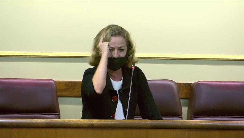 """Ana Oramas: """"Canarias es un  polvorín. ¿Necesitamos un partido independentista para que nos atiendan?"""