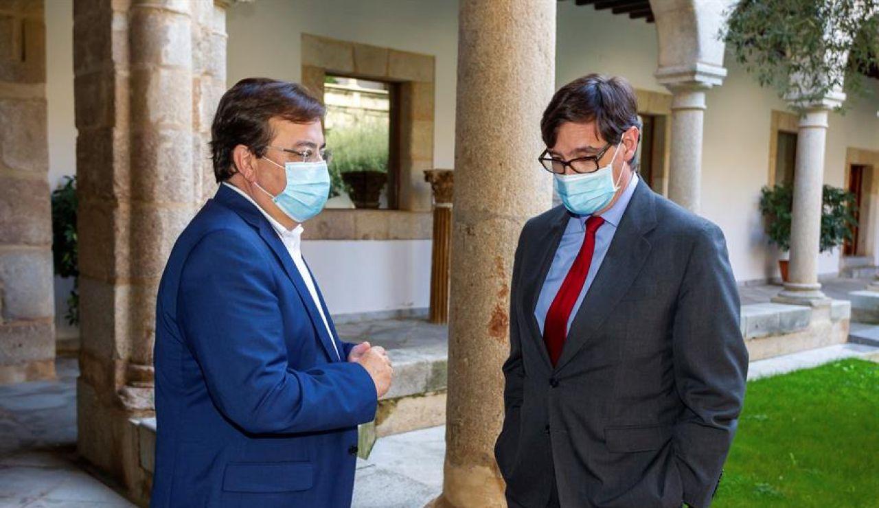Sanidad abre la puerta a que los test de antígenos se puedan hacer en farmacias