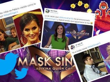 Los mejores memes del tercer programa de 'Mask Singer': ¿Letizia Ortiz bajo la máscara de la Mariquita?