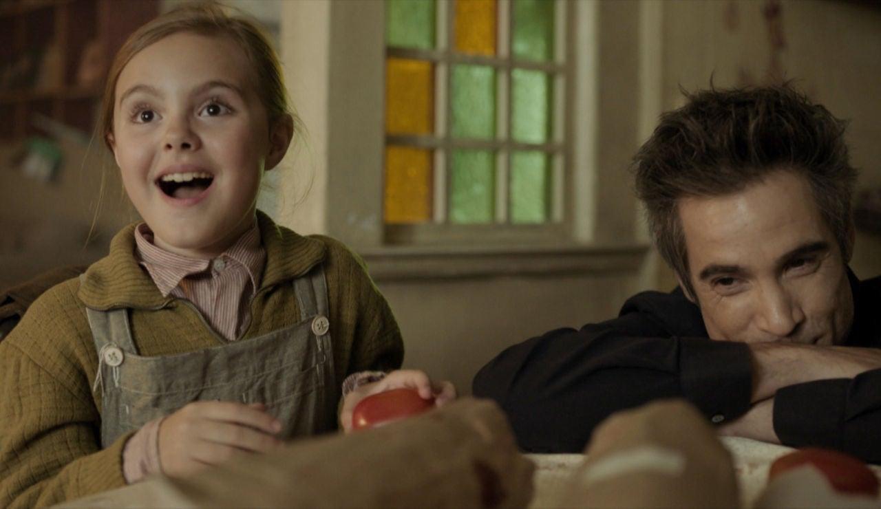La pequeña gran sorpresa de Julia para llenar de felicidad a Marta en el momento más duro