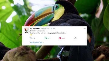Tuit de @grillerala