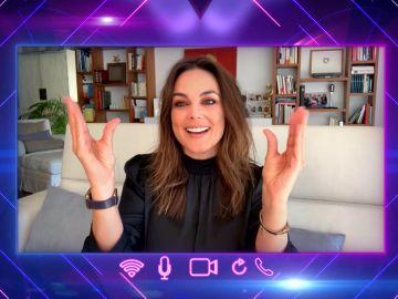 Mónica Carrillo confiesa cómo salió del paso para mantener el secreto ante Matías Prats
