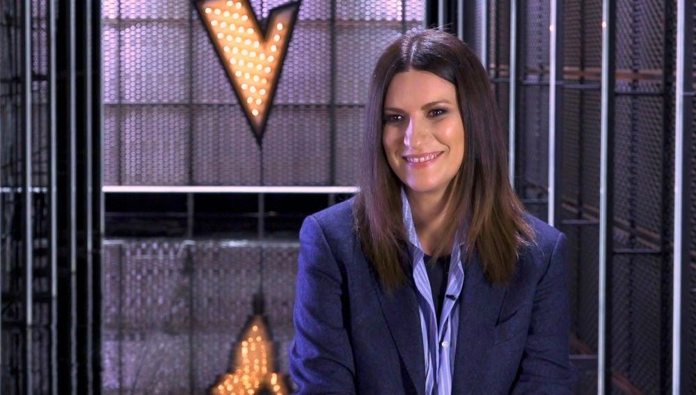 """Laura Pausini, antes de la Fase Final de 'La Voz': """"Busco autenticidad y diferencia"""""""
