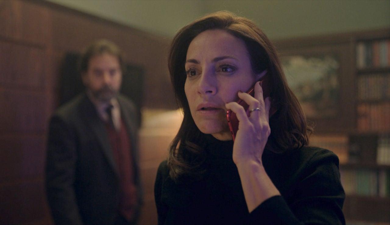 Alma recibe la noticia que desploma su universo: Iván se ha contagiado
