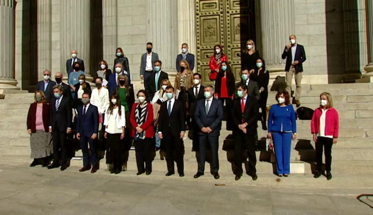 El Congreso vota las recomendaciones del Pacto de Toledo para la reforma de las pensiones