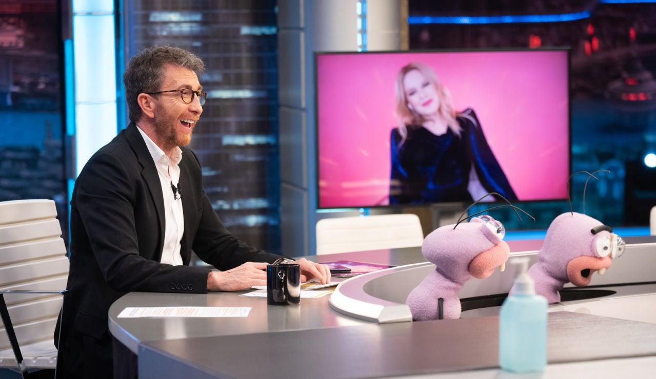 Trancas y Barrancas retan a Kylie Minogue con 'El Kylie Minogueizador': ¿Habrá identificado a todos los famosos?