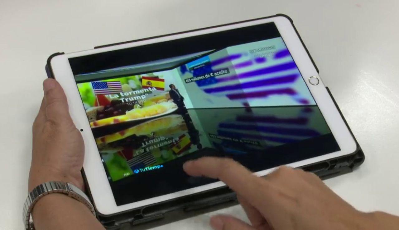Antena 3 logra 11,8 millones de visitantes únicos en octubre y se impone una vez más a su principal competidor