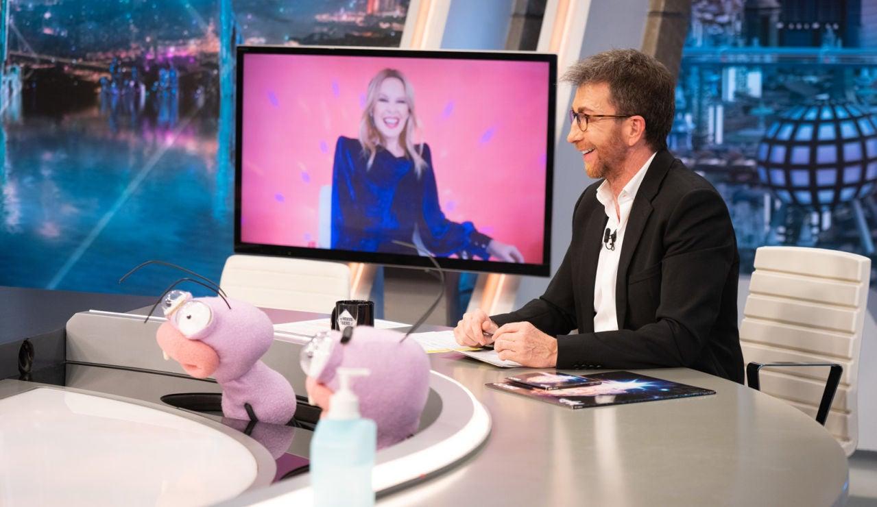 """Kylie Minogue sorprende a sus fans reivindicando el casette:""""Me sentí como si tuviera 16 años"""""""