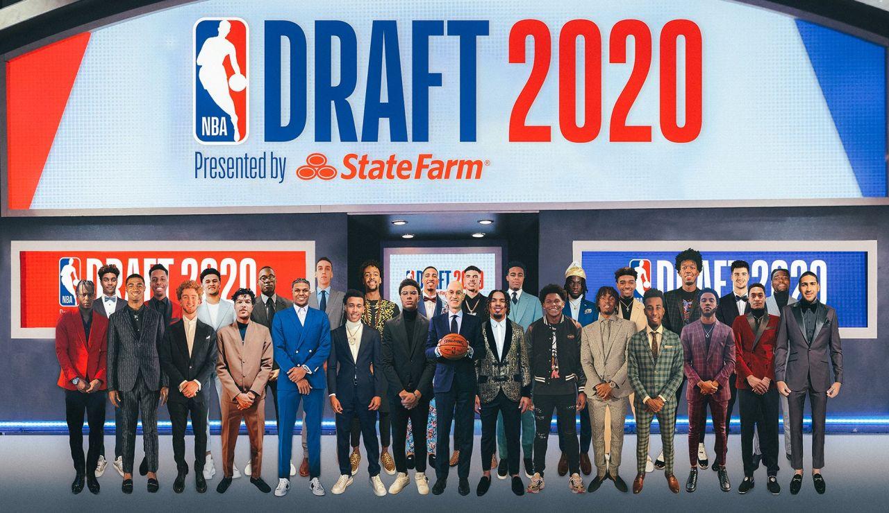 Draft NBA 2020: consulta jugadores, resultado y picks de cada ronda