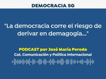 PODCAST: Democracia 5G